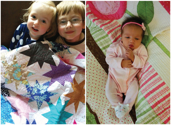 project quilting with kids