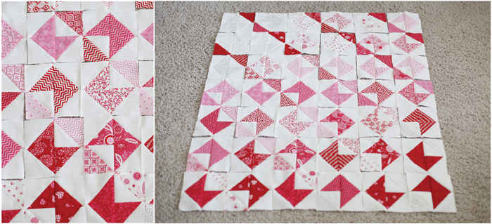 Quilting Triangles Gone Mad